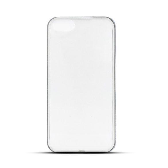 LG L50 D213N, ultravékony hátlap védőtok, átlátszó