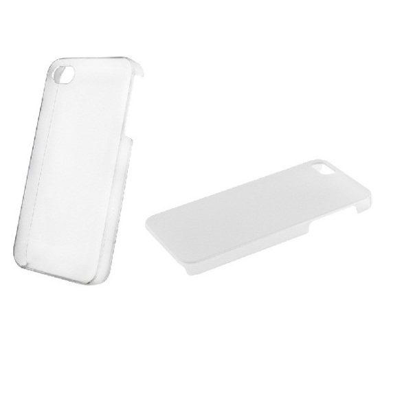 LG Optimus L3 E400, műanyag hátlap védőtok, átlátszó