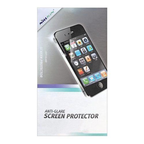 Huawei P30 Lite, Kijelzővédő fólia (az íves részre NEM hajlik rá!), Matt, Nillkin, Anti Glare, Clear Prémium