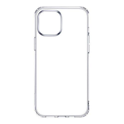 Apple iPhone 12 Mini, Szilikon tok, ultravékony, Joyroom, átlátszó