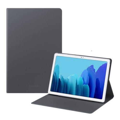 Samsung Galaxy Tab A7 10.4 (2020) SM-T500 / T505, mappa tok, stand, szürke, gyári