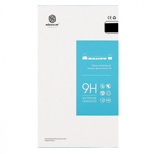 Xiaomi Redmi K30S / Mi 10T 5G / 10T Pro 5G, Kijelzővédő fólia, ütésálló fólia (az íves részre NEM hajlik rá!), Nillkin, H, Tempered Glass (edzett üveg), Clear