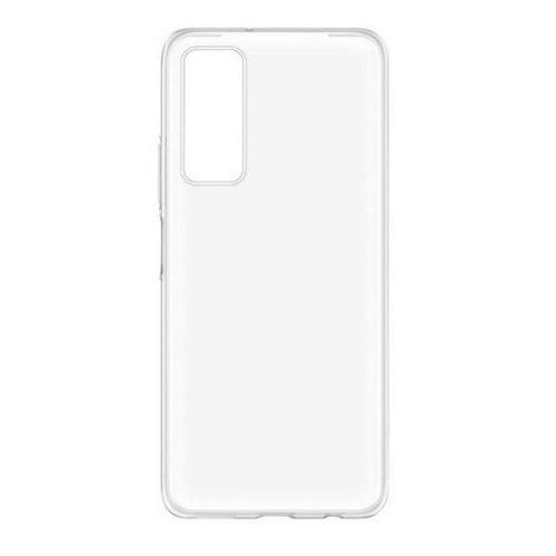 Huawei P Smart (2021), Szilikon tok, átlátszó, gyári