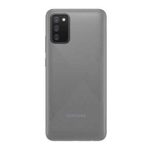 Samsung Galaxy A02s / M02s SM-A025F / M025F, Szilikon tok, ultravékony, átlátszó