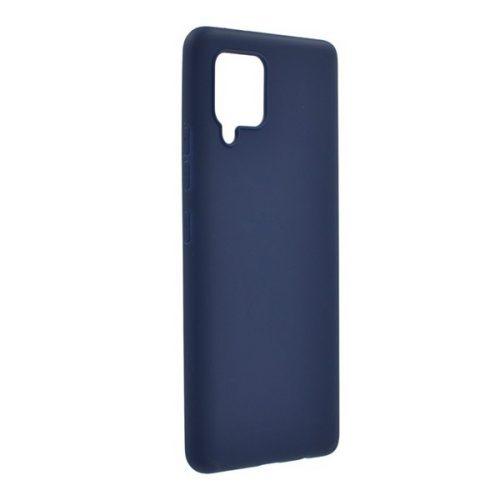 Samsung Galaxy A42 5G SM-A426B, Szilikon tok, sötétkék