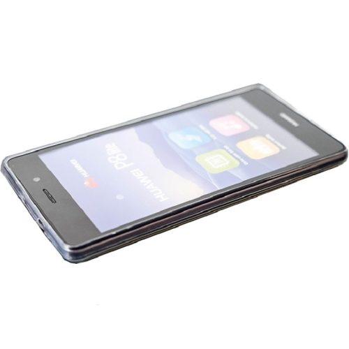 Sony Xperia L4, Szilikon tok, ultravékony, átlátszó