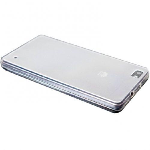 Samsung Galaxy A42 5G SM-A426B, Szilikon tok, ultravékony, átlátszó