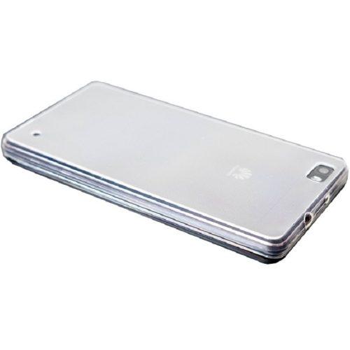 Samsung Galaxy A52 / A52 5G SM-A525F / A526B, Szilikon tok, ultravékony, átlátszó