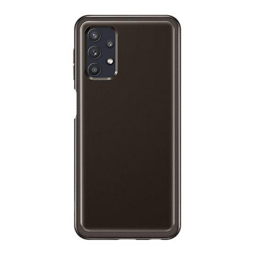 Samsung Galaxy A32 4G SM-A325F, Szilikon tok, fekete, gyári