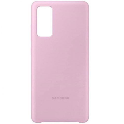 Samsung Galaxy S20 FE / S20 FE 5G SM-G780 / G781, Szilikon tok, lila, gyári