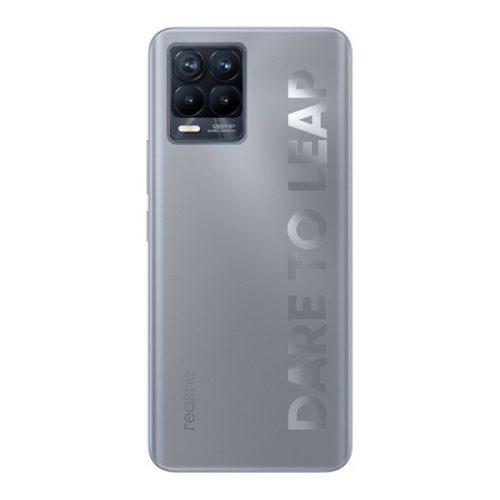 Realme 8 / 8 Pro, Szilikon tok, ultravékony, átlátszó