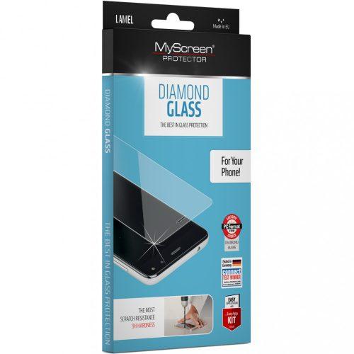 Samsung Galaxy Tab S7 Plus 12.4 SM-T970 / T976B, Kijelzővédő fólia, ütésálló fólia, MyScreen Protector, Diamond Glass (Edzett gyémántüveg), Clear