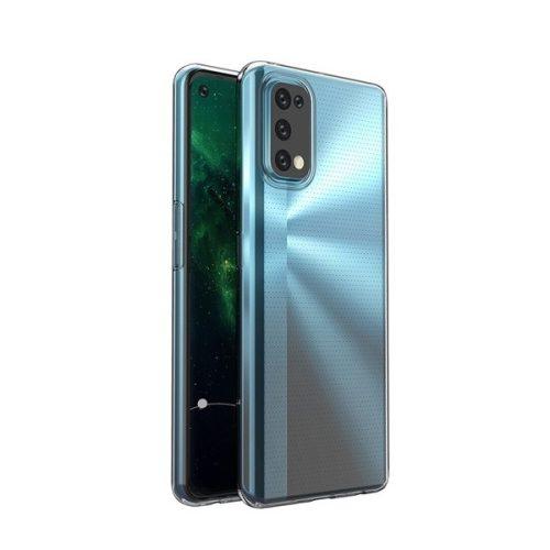 Realme 7 5G, Szilikon tok, ultravékony, átlátszó