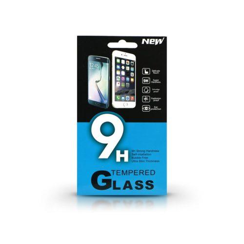 Huawei P8 Lite (2017) / P9 Lite (2017), Kijelzővédő fólia, ütésálló fólia (az íves részre NEM hajlik rá), Tempered Glass (edzett üveg), Clear