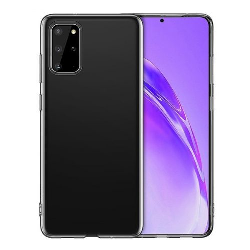 Samsung Galaxy S20 Plus / S20 Plus 5G SM-G985 / G986, Szilikon tok, ultravékony, Hoco Light, átlátszó
