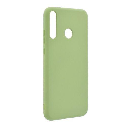 Huawei P40 Lite E, Szilikon tok, zöld