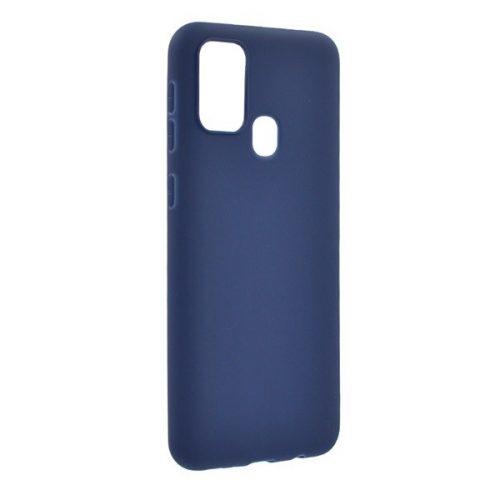 Samsung Galaxy M31 SM-M315F, Szilikon tok, sötétkék