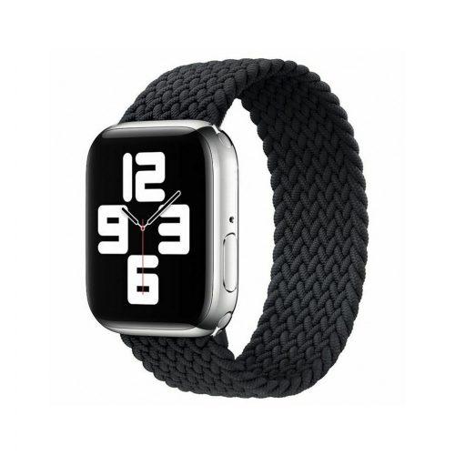 Xprotector fonott körpánt szíj Apple Watch 42/44mm, L (172 mm), fekete
