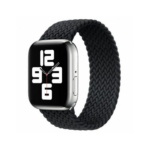 Xprotector fonott körpánt szíj Apple Watch 42/44mm, M (160 mm), fekete